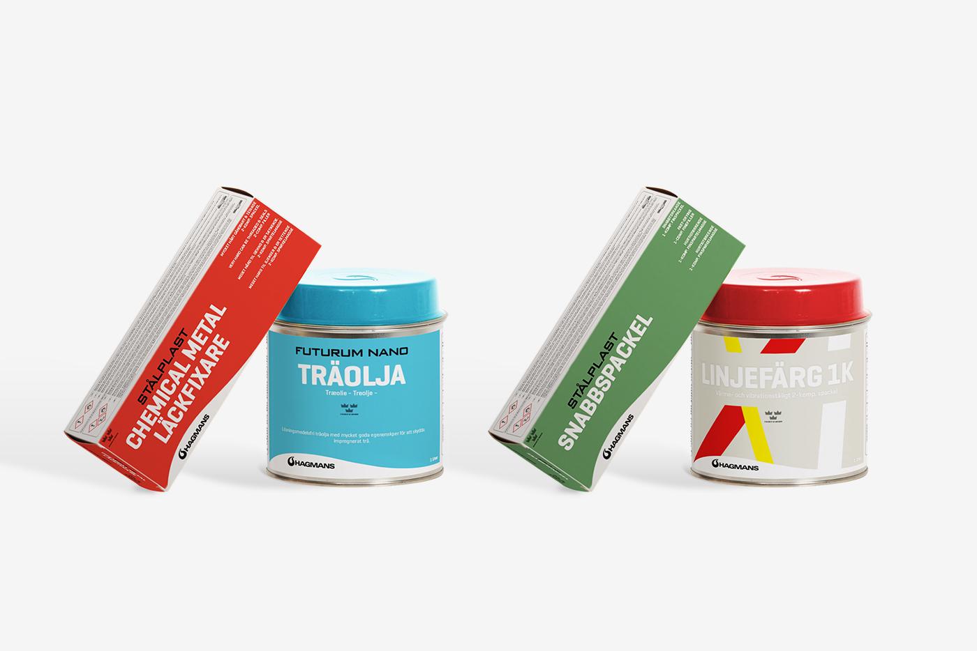 Hagmans Tube & Can