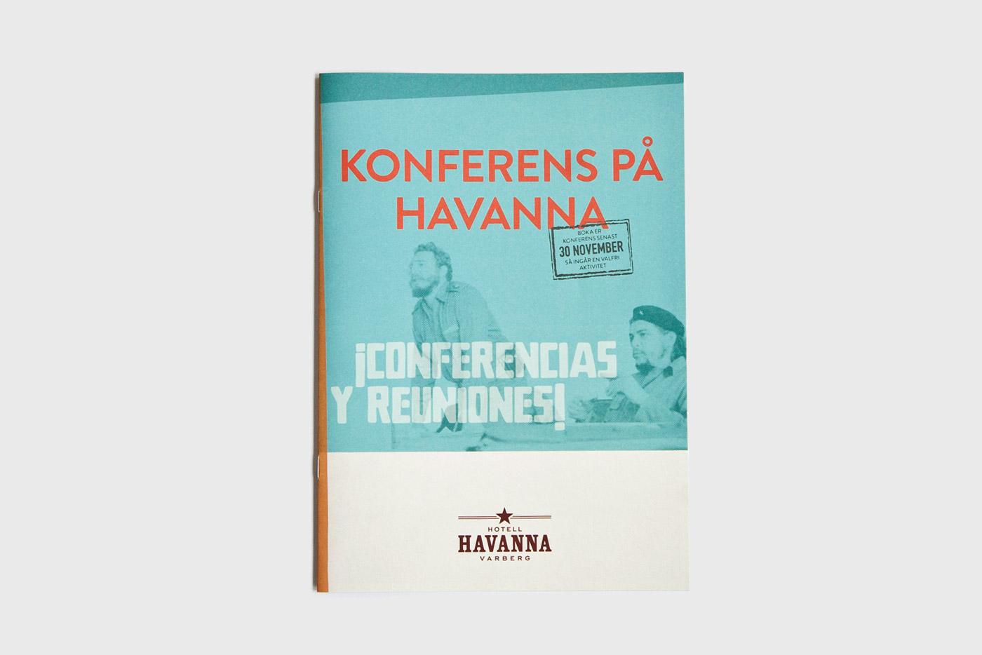 Hotell Havanna Konferens Frontpage