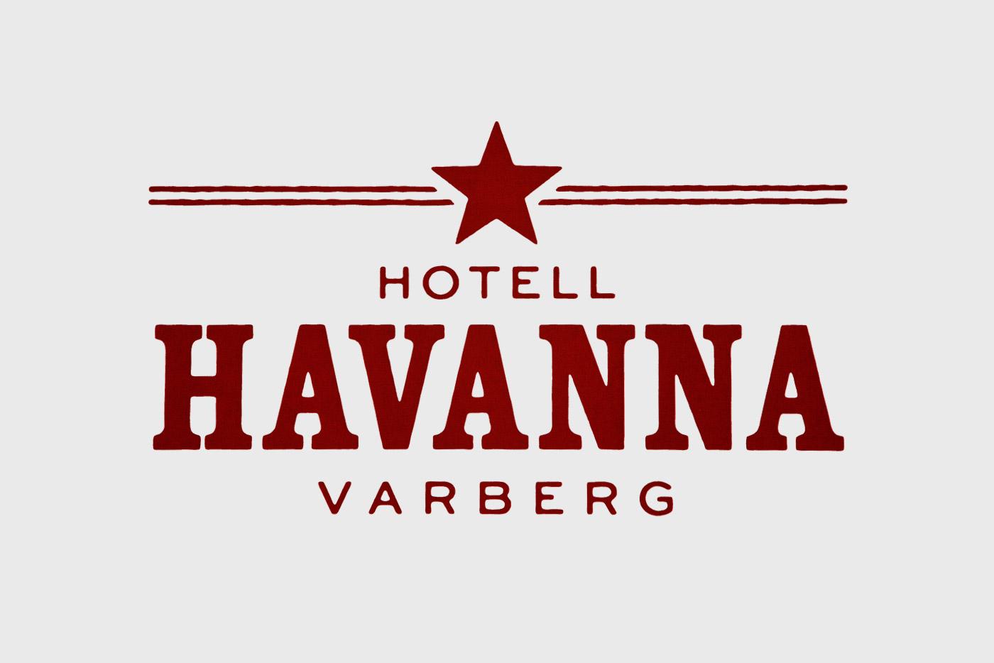Hotell Havanna Logotype