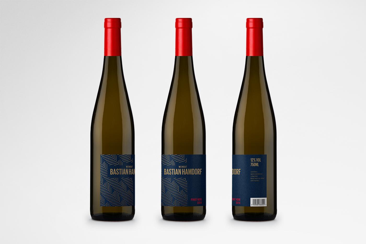 Weingut Bastian Hamdorf Pinot Noir 2014