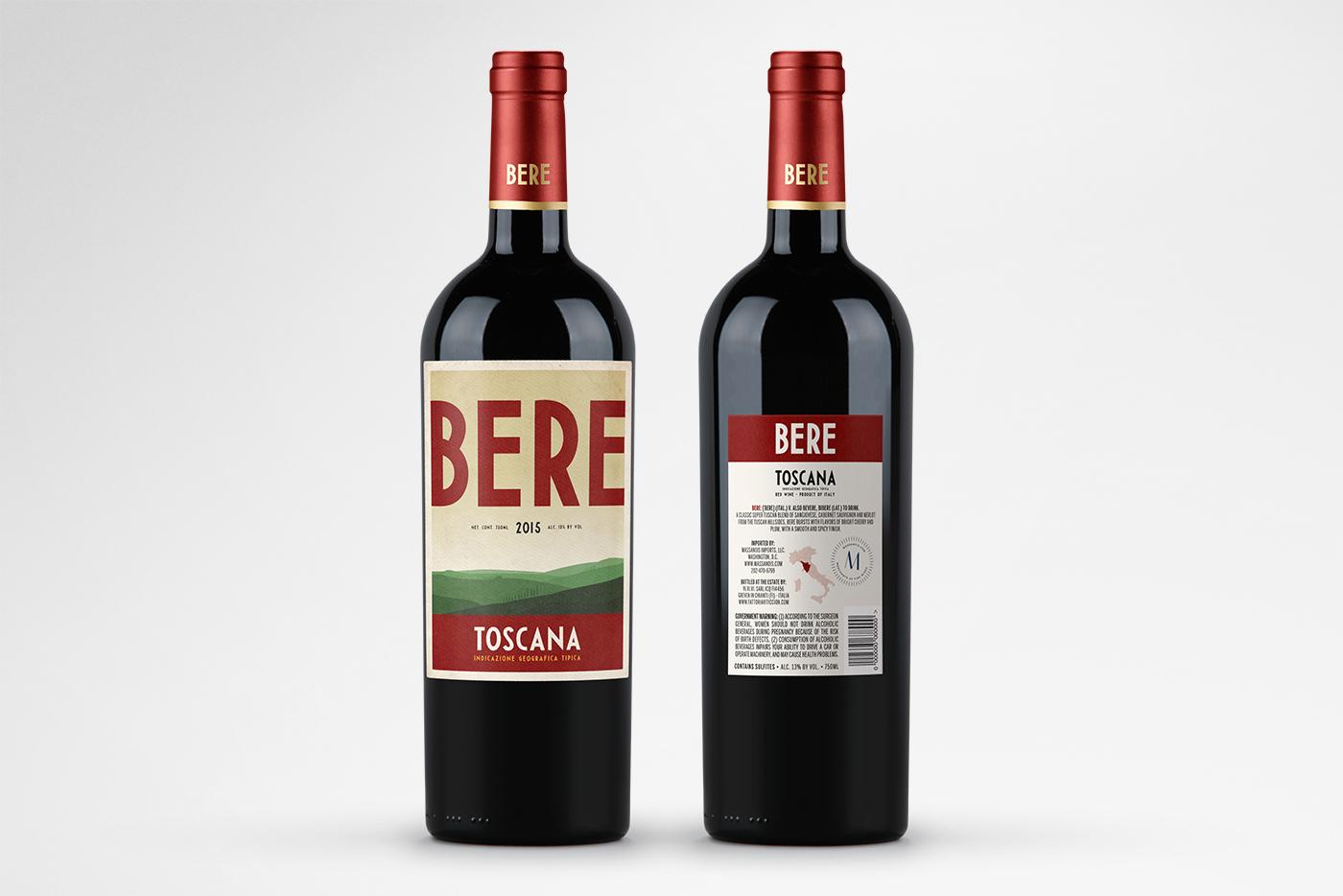 Massanois Wine – Bere Toscana Wine