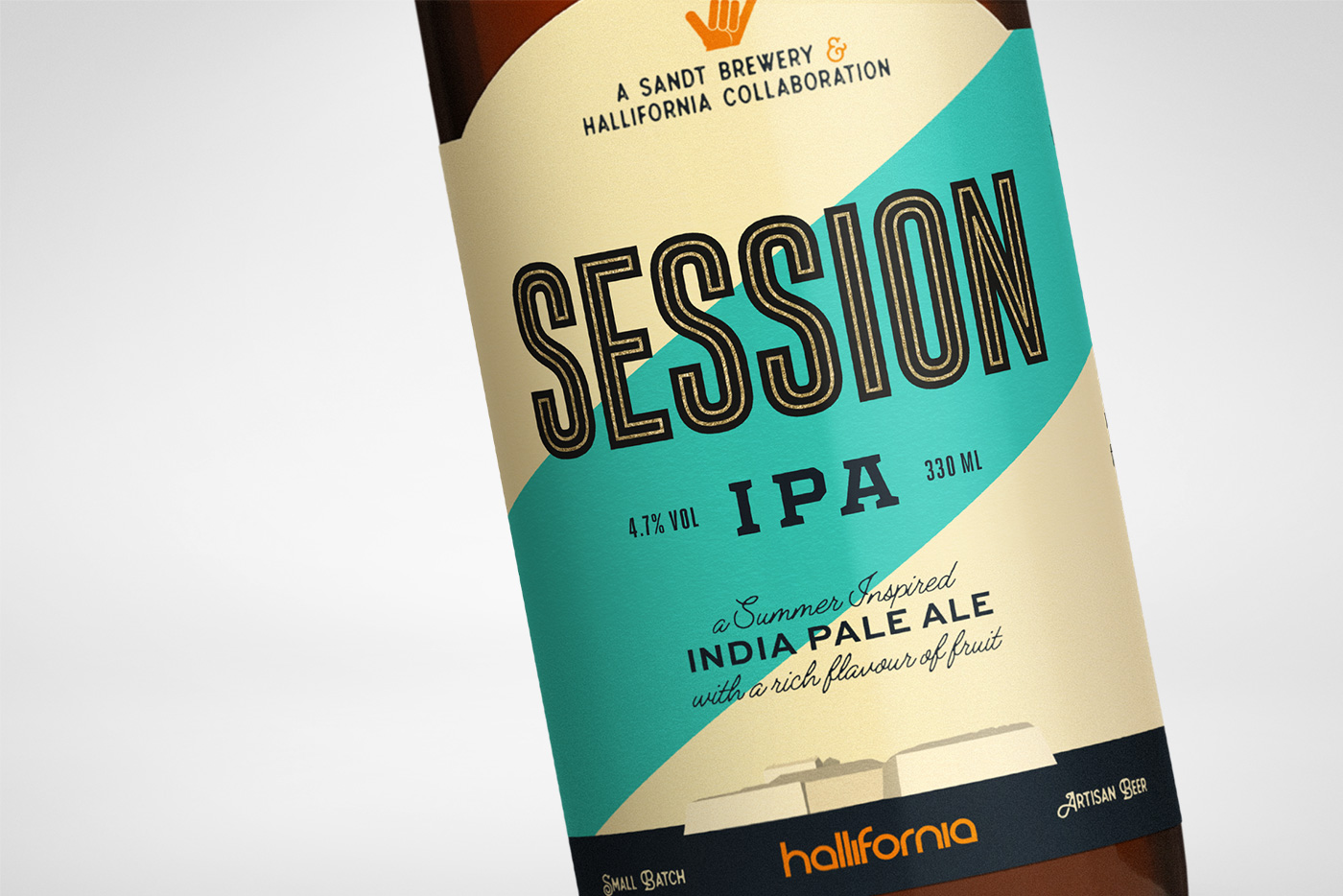 Hallifornia Session IPA