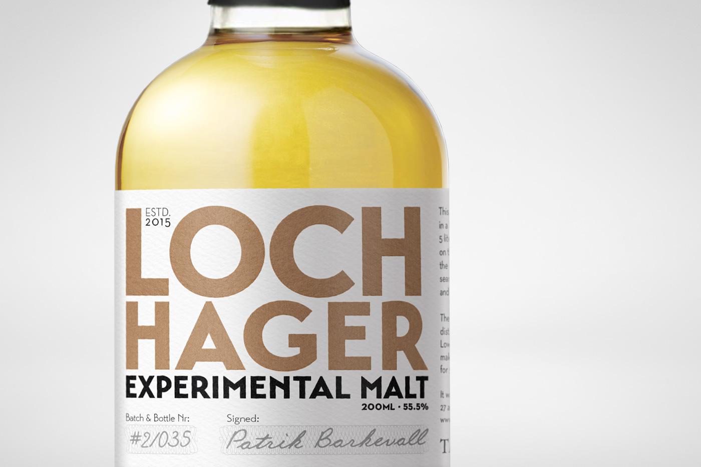 Loch Hager Experimental Malt by TasteNote