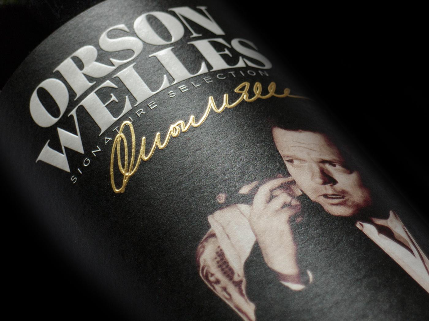 Orson Welles Signature Selection Merlot 2013 Closeup 2