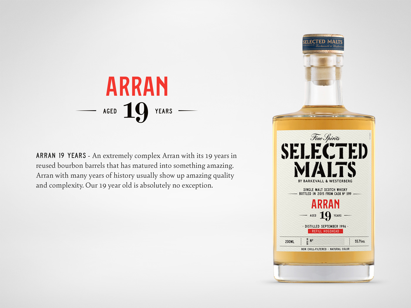 Selected Malts Arran 19