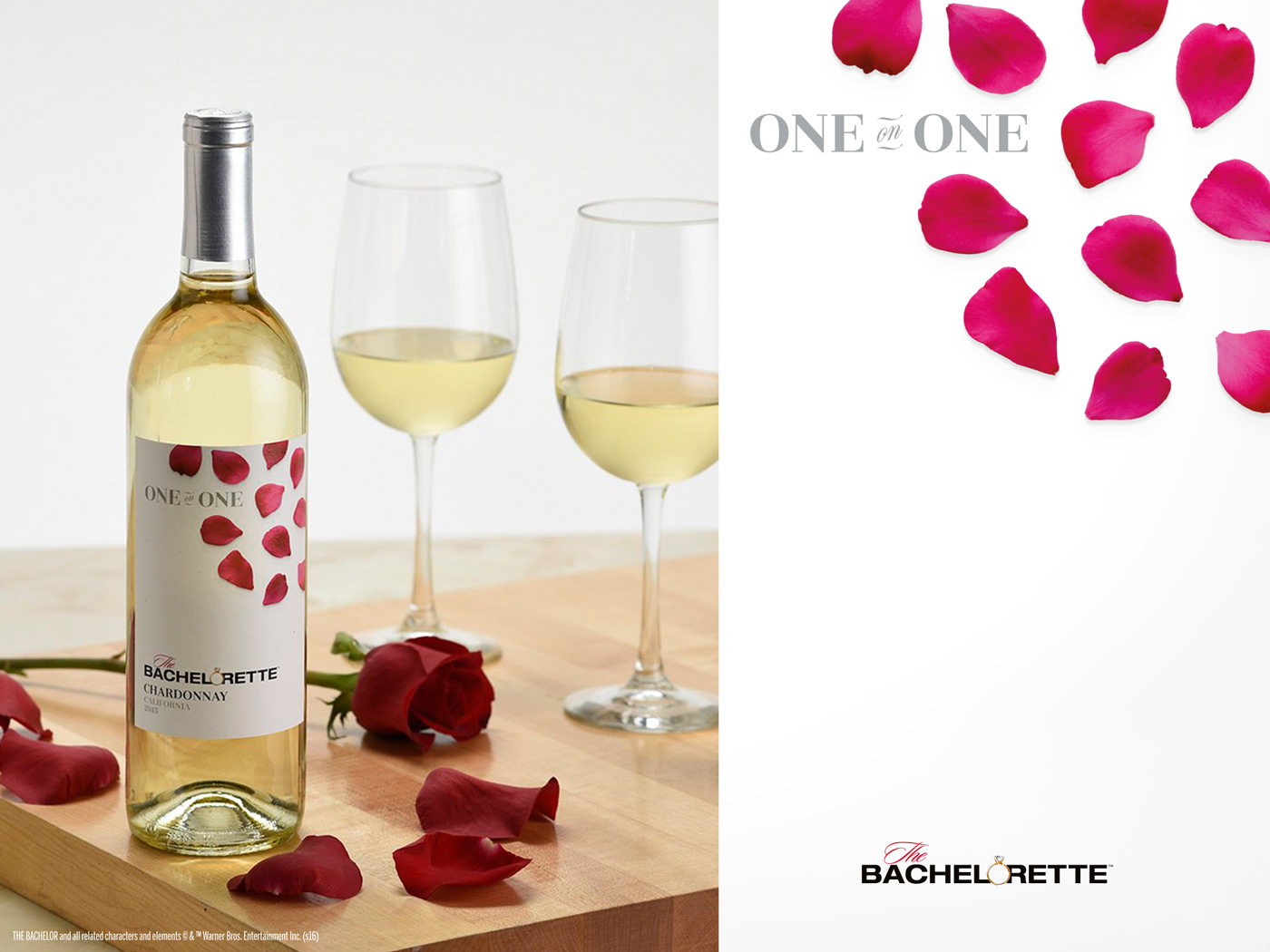 Bachelor Wines - Bachelorette One On One Lifestyle