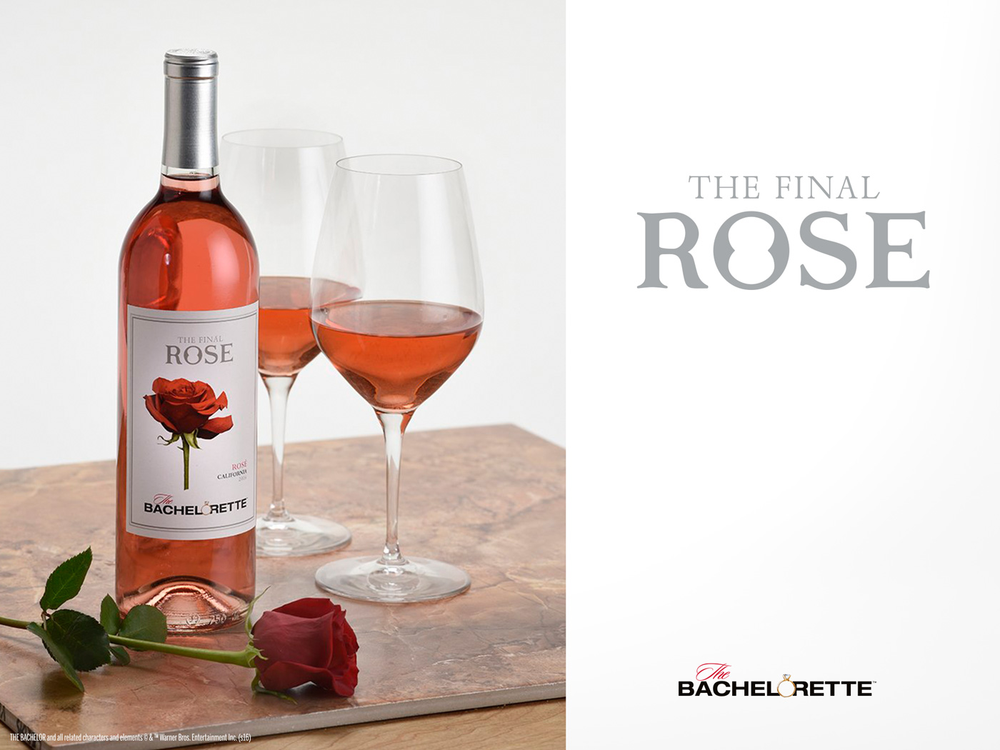 Bachelor Wines - Bachelorette Final Rose Lifestyle