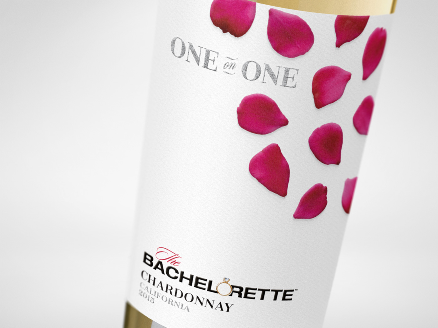 Bachelor Wines - Bachelorette One On One Closeup