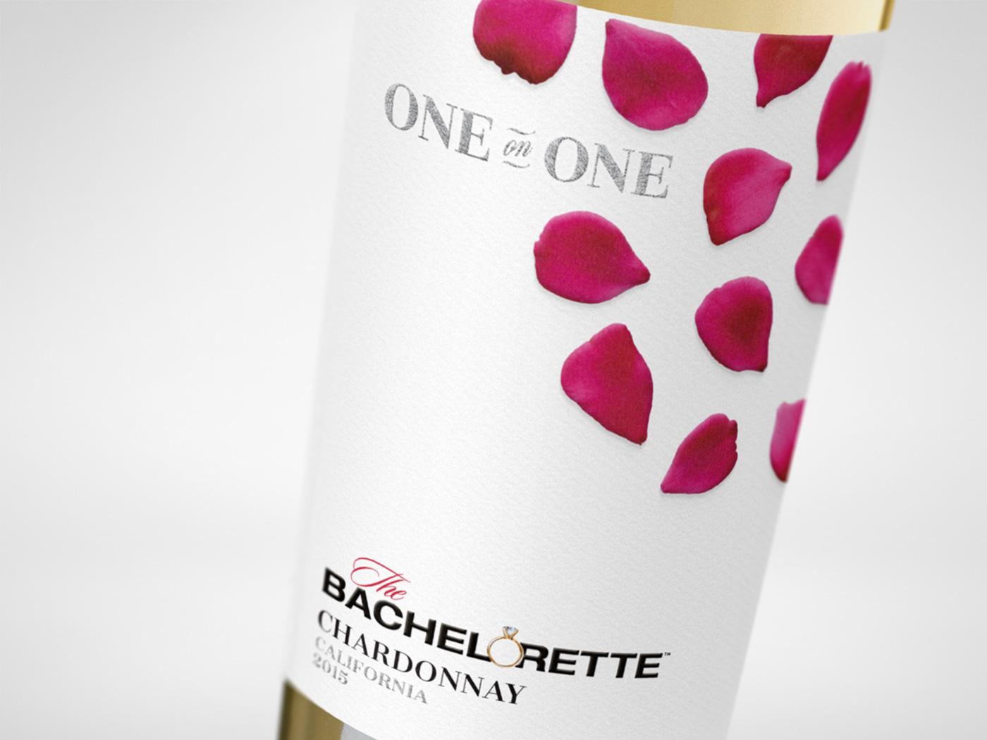 Bachelor Wines - Bachelorette One On One Closeup