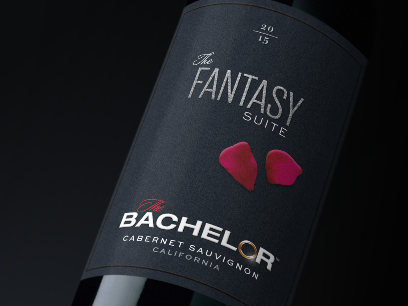 Bachelor Wines - The Fantasy Suite Closeup