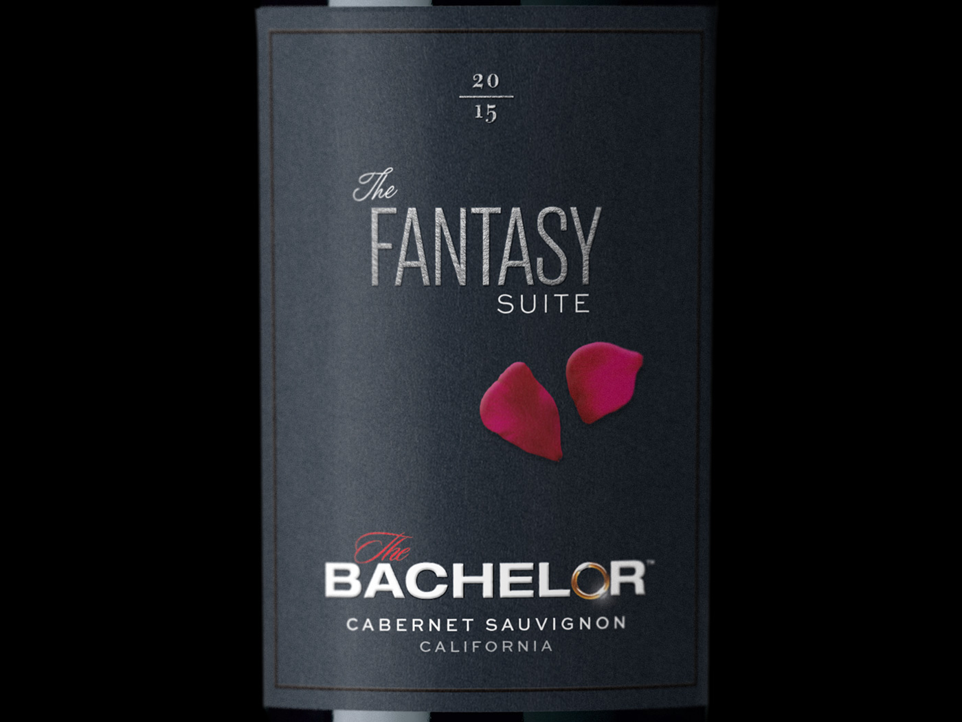 Bachelor Wines - The Fantasy Suite Label