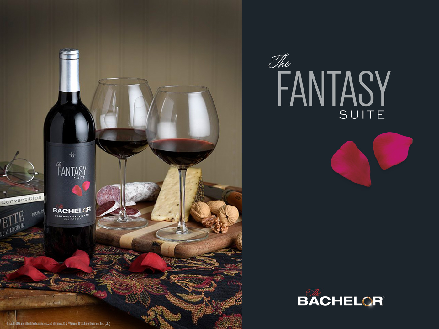 Bachelor Wines - The Fantasy Suite Lifestyle