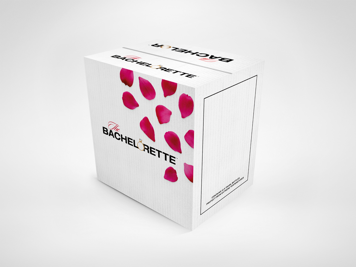 Bachelor Wines - Bachelorette Wine Shipper