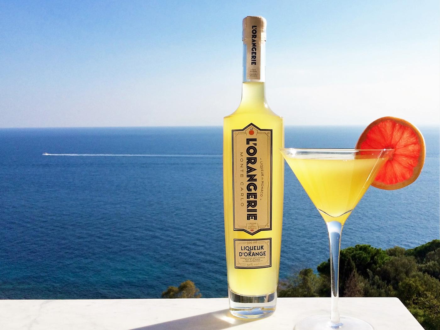 L'Orangerie Monte Carlo Orange Liqueur Lifestyle 3
