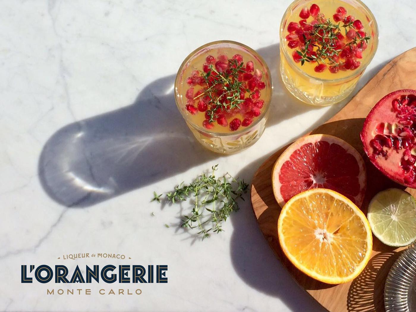 L'Orangerie Monte Carlo Orange Liqueur Lifestyle 2