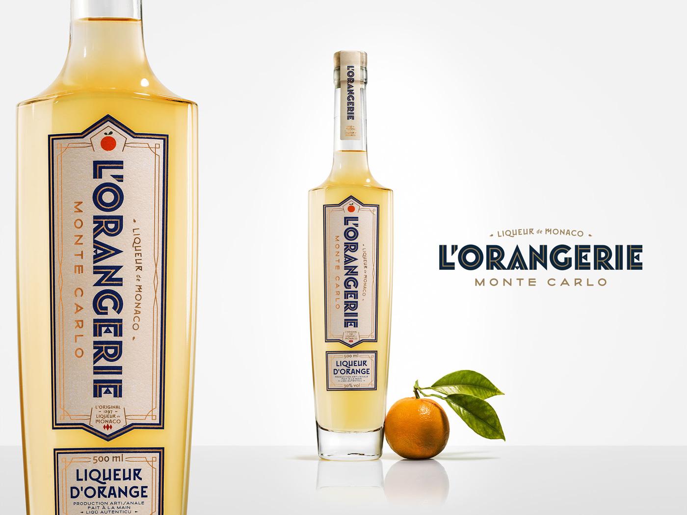 L'Orangerie Monte Carlo Orange Liqueur Lifestyle 1