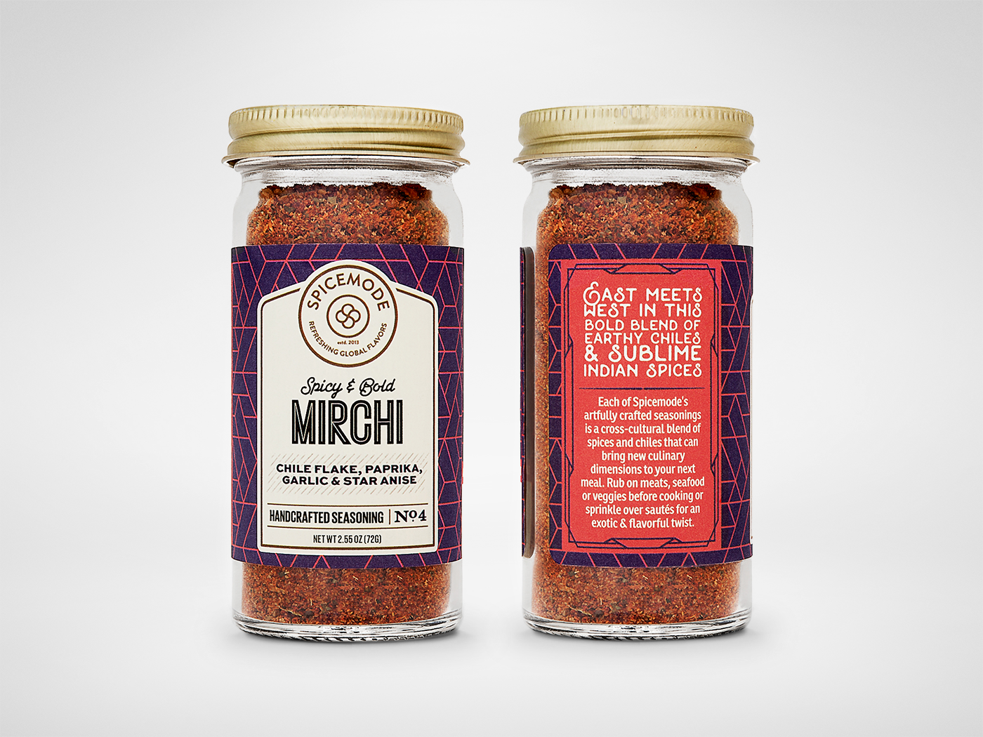Spicemode - The Seasoning Collection - Spicejar Mirchi