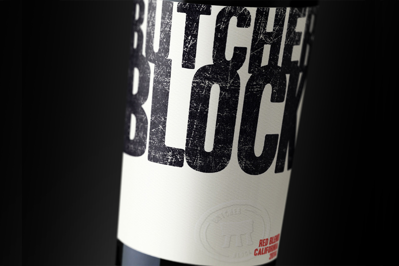 Butcher Block 2014 Red Blend