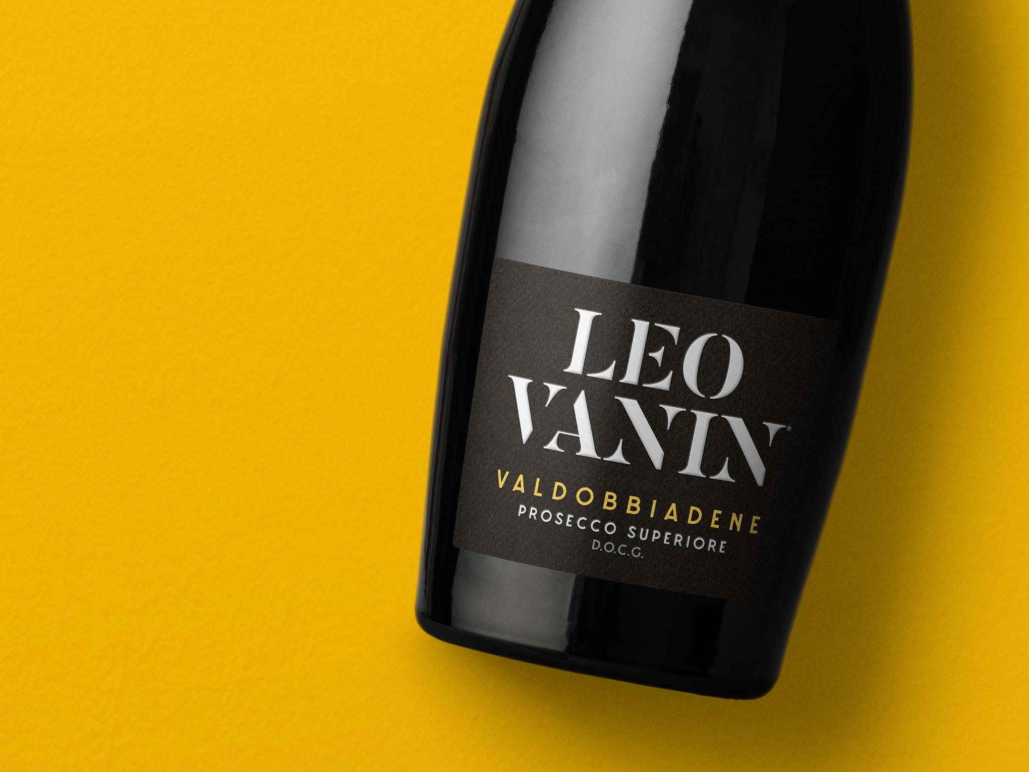 Leo Vanin Valdobbiadene Prosecco Superiore D.O.C.G.