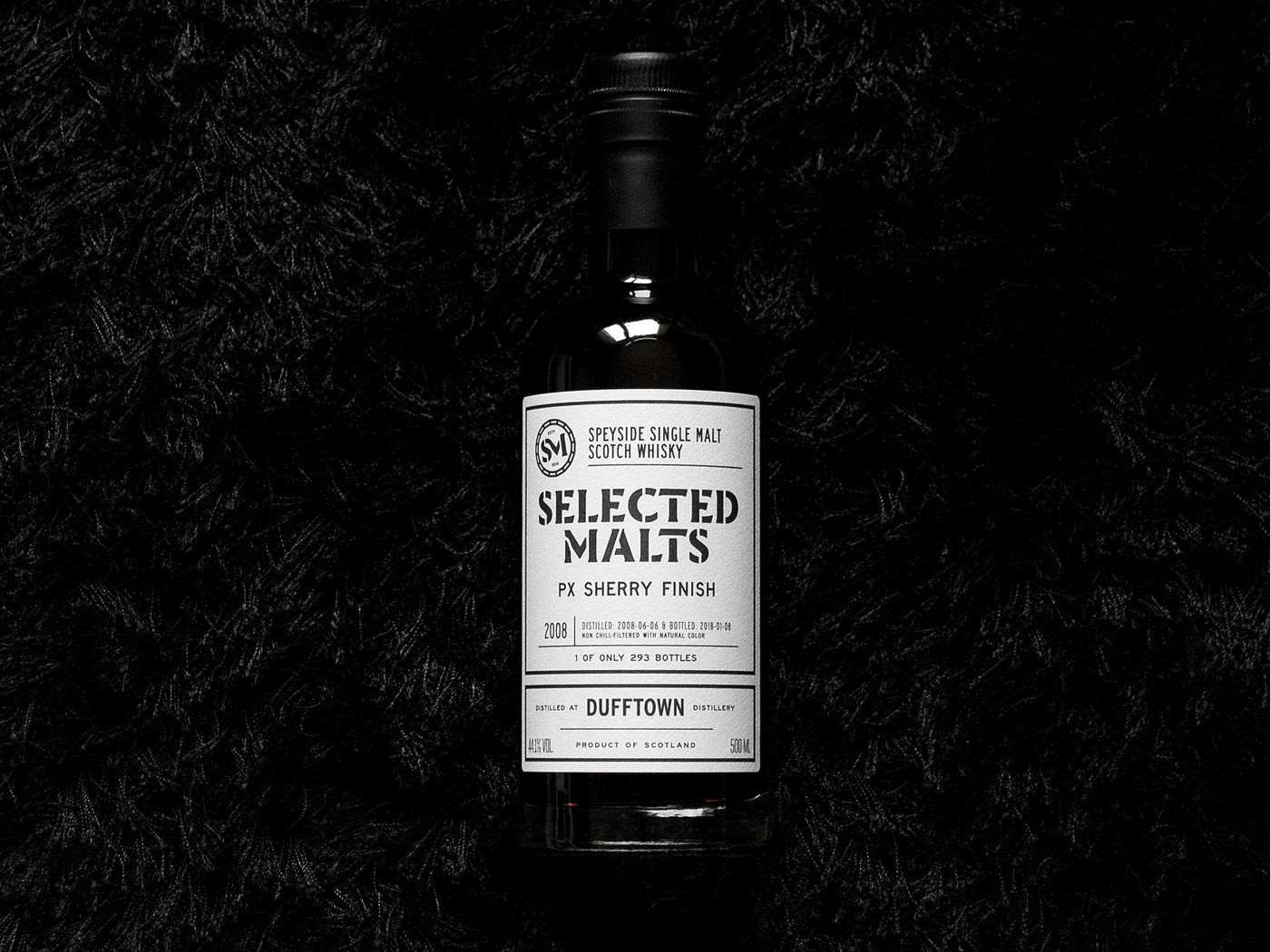 Selected Malts Dufftown 2008