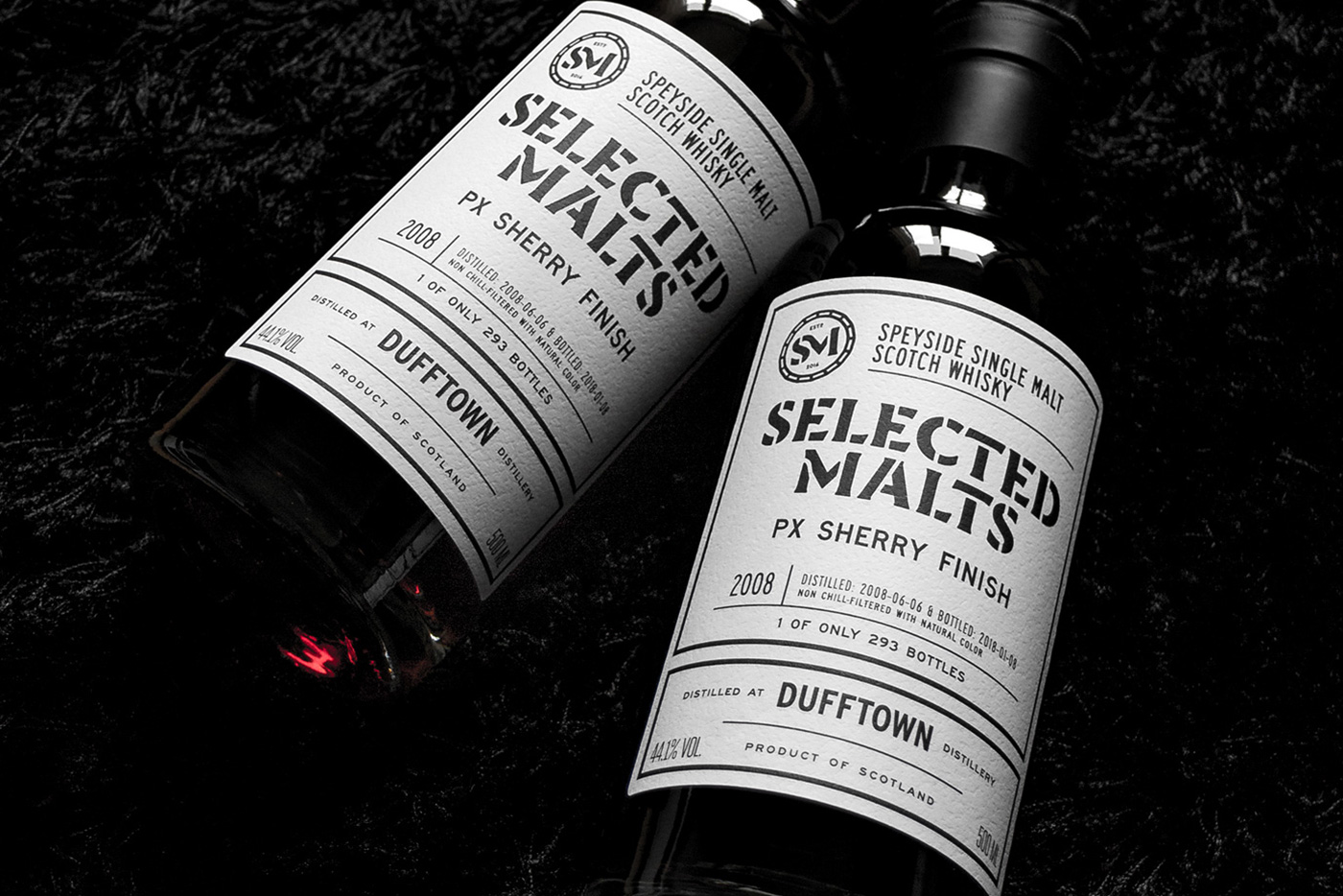 Selected Malts - Dufftown 2008