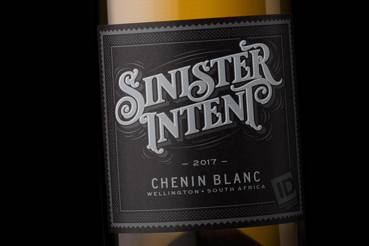 Sinister Intent - Chenin Blanc