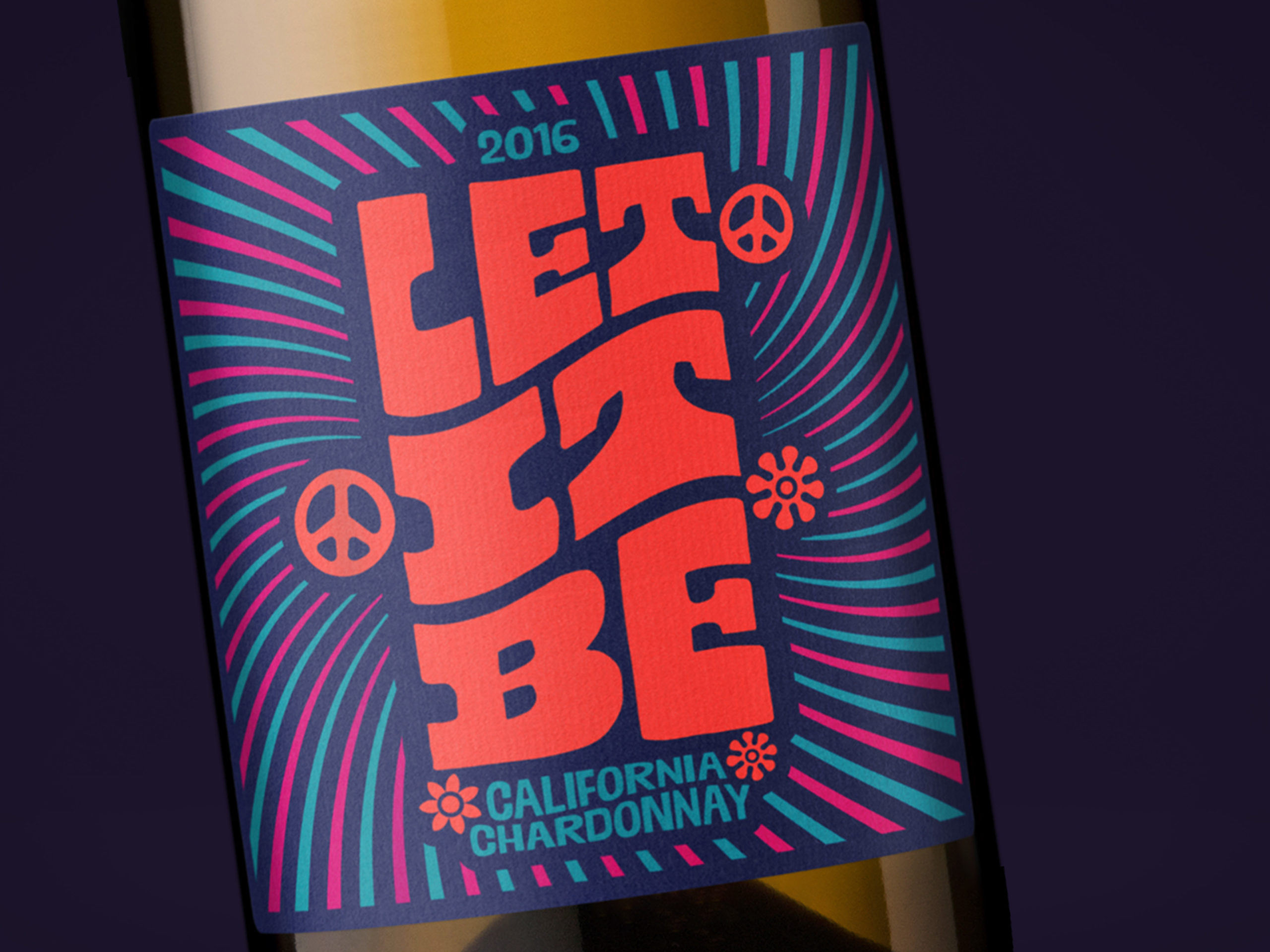 Let It Be Chardonnay Closeup