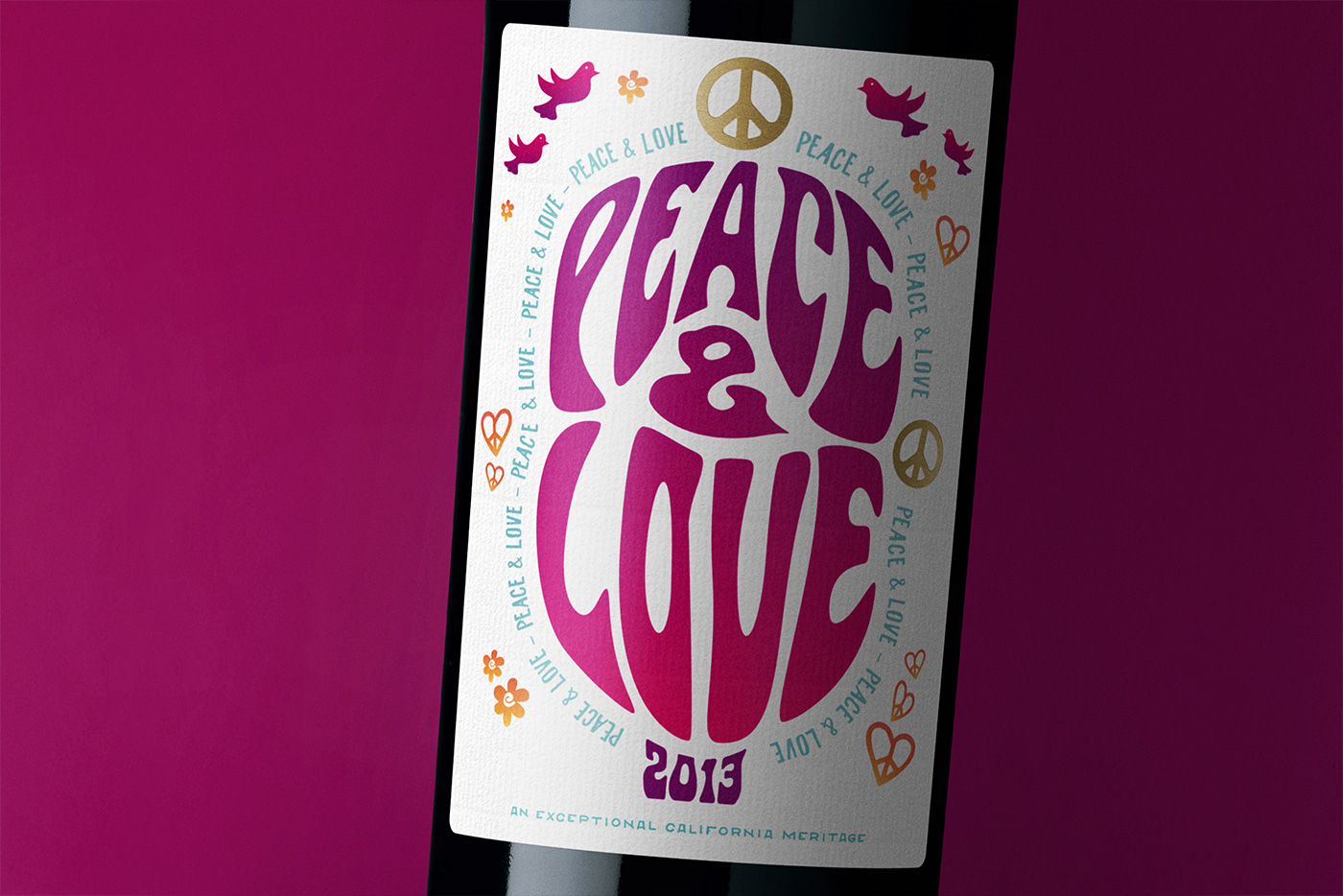 Peace & Love — California Meritage