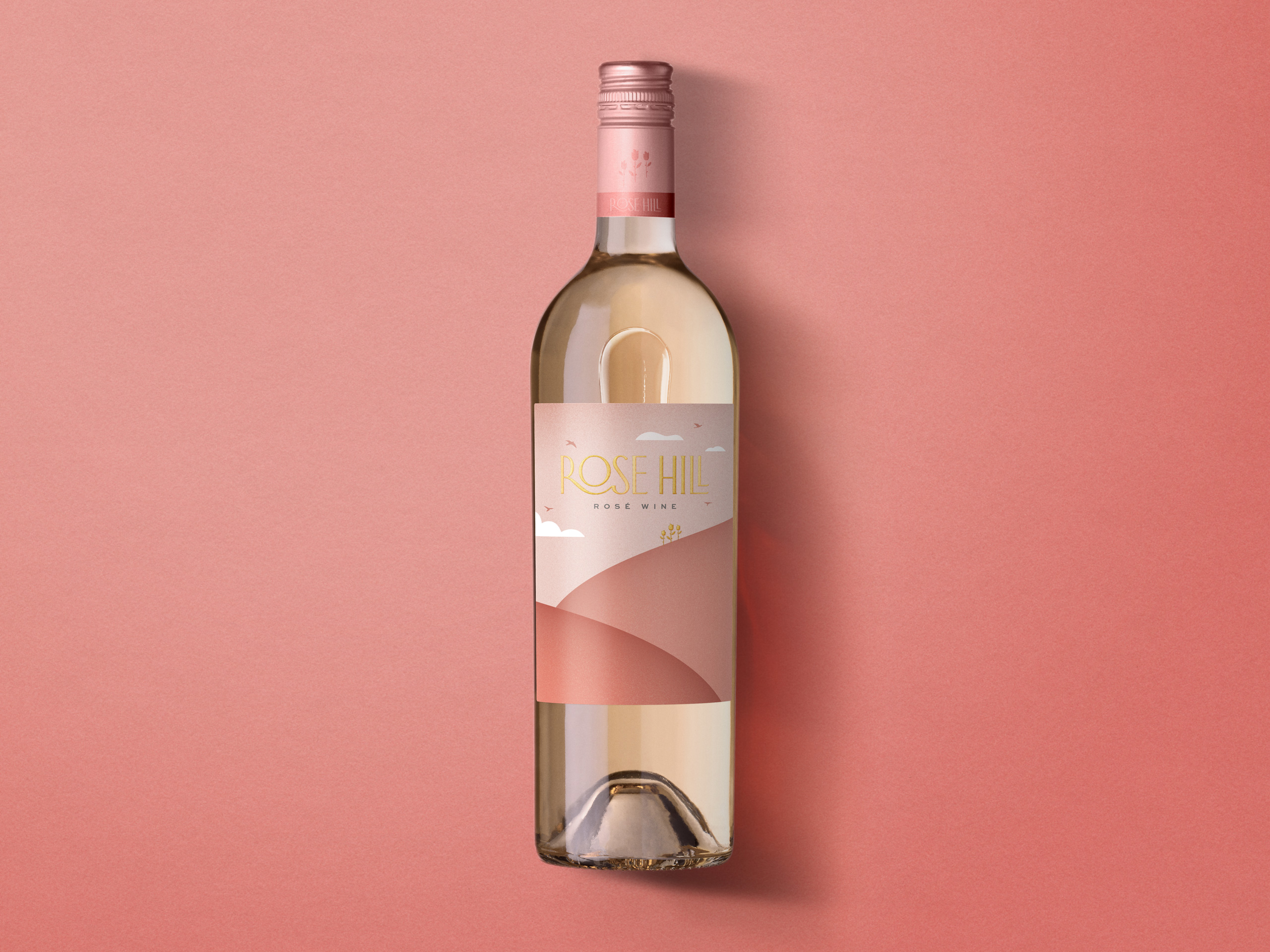 Rose Hill Wines - Rosé Wine