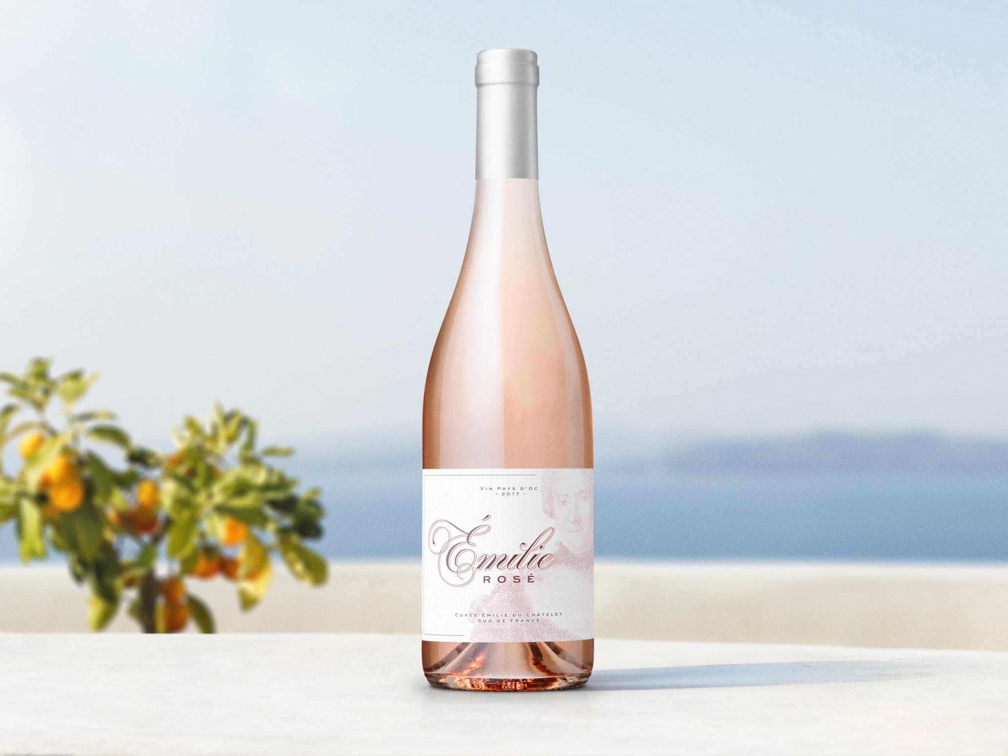 Émilie Rosé Wine