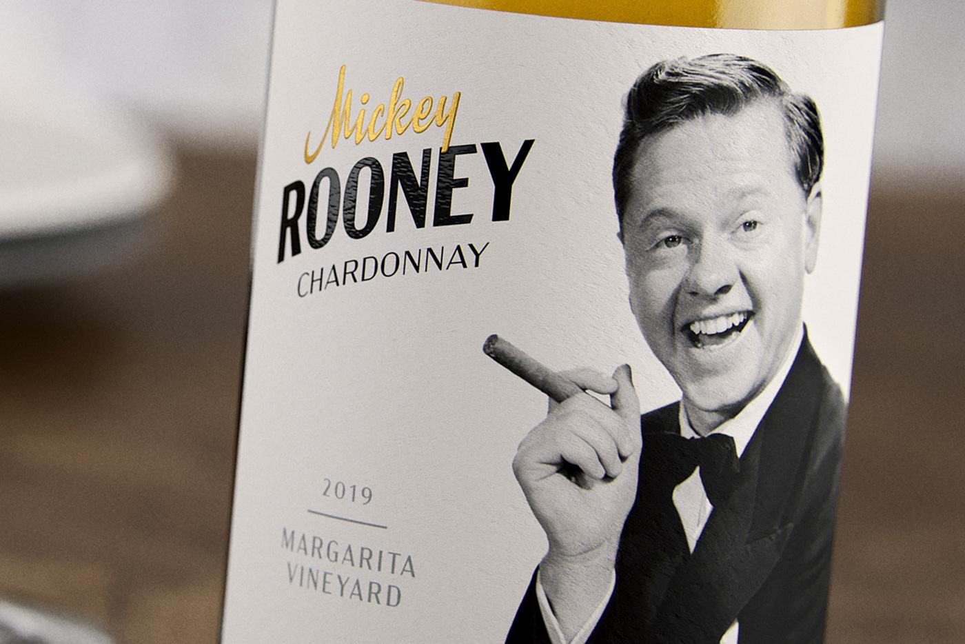 Mickey Rooney — Chardonnay